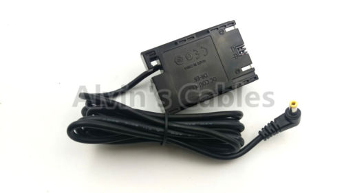 Lanparte LP E6 Dummy Battery to DC Cable for Canon 5D3 5D2 7D 60D