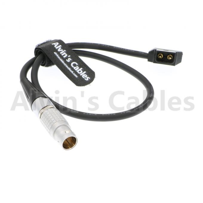 MOVI PRO Power Adapter Cable 2 Pin Male to D-tap