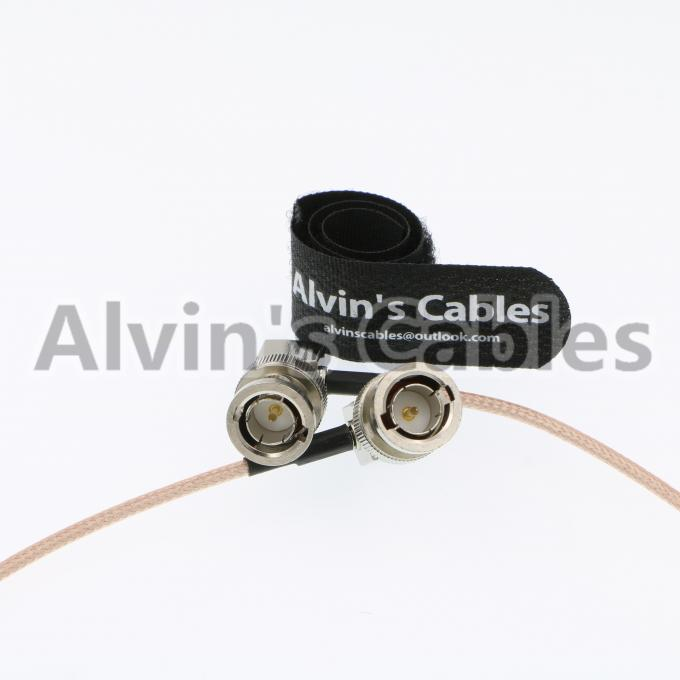 Alvin's Cables HD SDI Video Cable BNC Male to Male for BMCC Video Out Blackmagic Camera