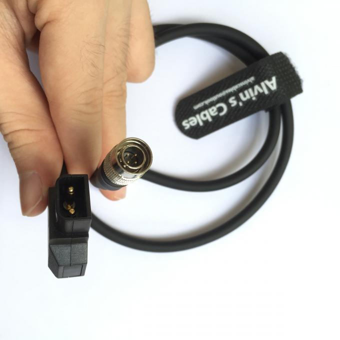 ANTON BAUER D-Tap Female to 4pin Hirose Male Power Cable for Audio Root eSMART