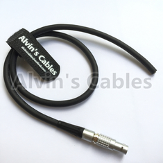 China 2 Pin 0B Male to Flying Leads Compatible Cable For Teradek Bond 18 Inch factory