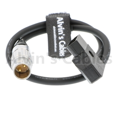 China MOVI PRO Power Adapter Cable 2 Pin Male to D-tap factory