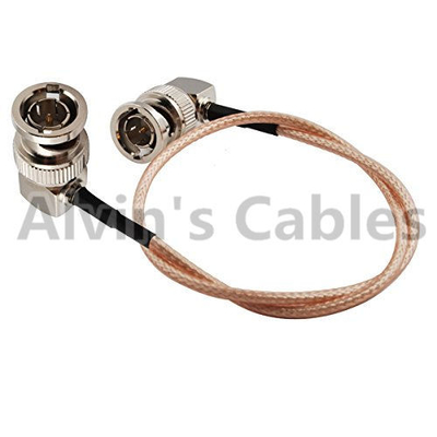 China Alvin's Cables HD SDI Video Cable BNC Male to Male for BMCC Video Out Blackmagic Camera factory