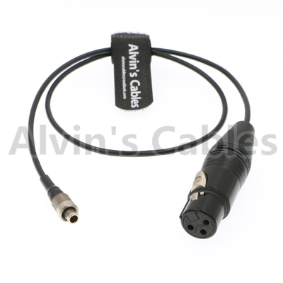 China 3 Pin Male to XLR 3pin Female Cable for Sennheiser SK2000 Transmitter factory