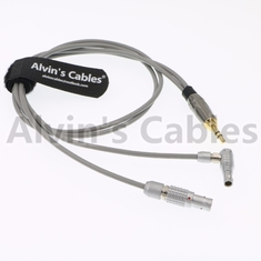 Zaxcom IFB Input Audio Camera Timecode Cable 100% Compatible With Originals