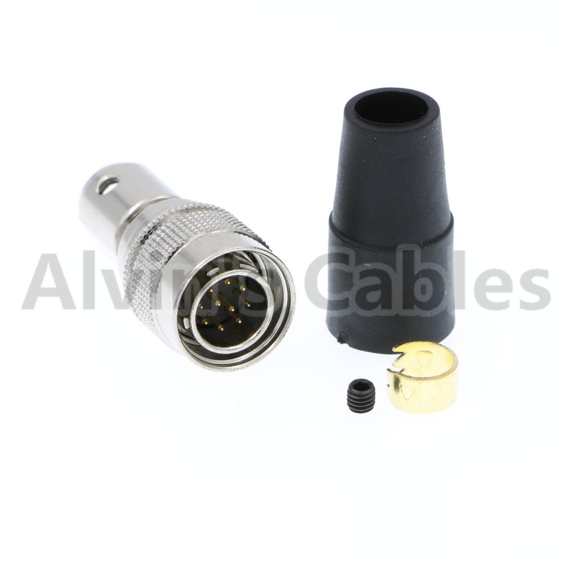 Hirose HR10A-10P-10P 10 Pin Male Compatible Connector for PANASONIC Camera New supplier