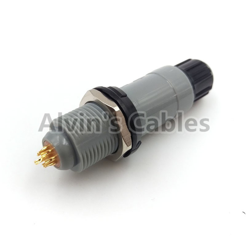Customized Design Push Pull Connector Easily Operated For RF / Lighting supplier