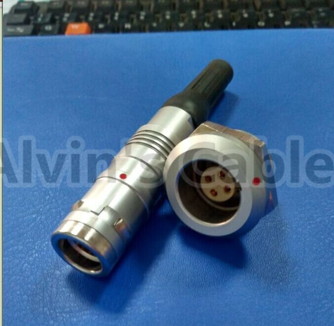 Lemo High Performance Video Camera Connectors High