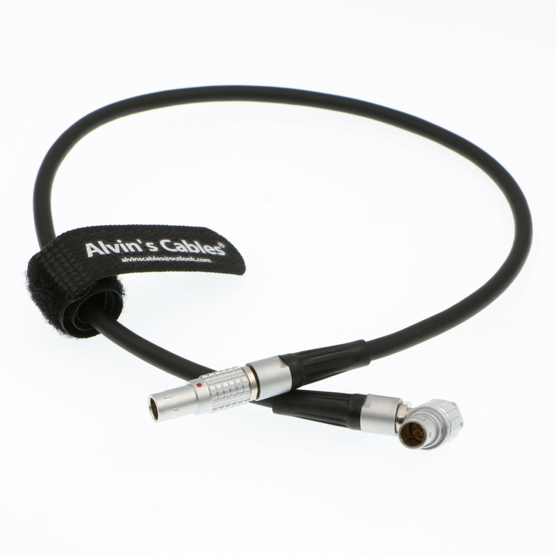 RT Motion MK3.1 Motor Audio Video Power Cable Right Angle 4 Pin To Straight 4 Pin Cords supplier