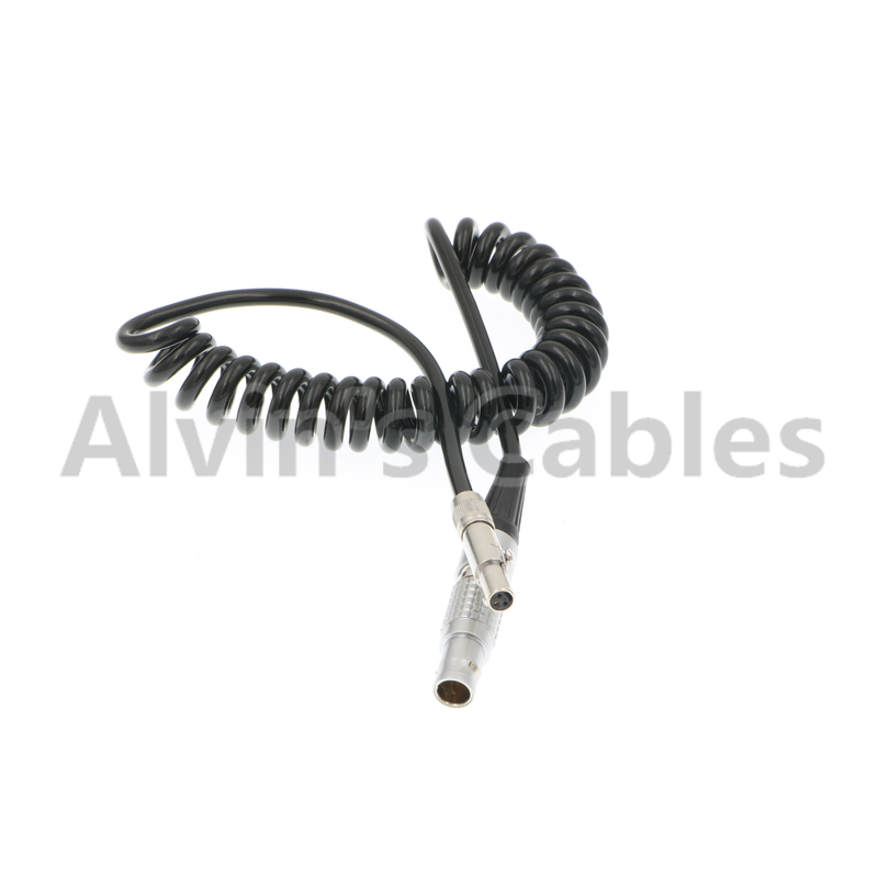 Odyssey7 7q Monitor Power Cable from ARRI 2 Pin Male NSC3F Neutrik 3 Pin Female supplier